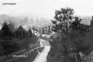 Bradpole, c1890