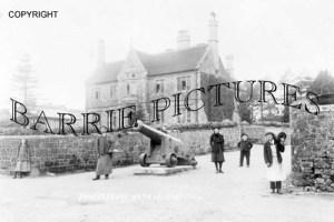 Shaftesbury, Cottage Hospital c1900