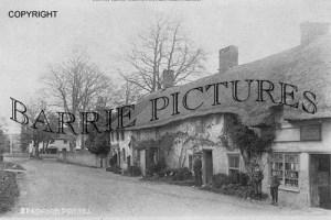Bradford Peverell, Village c1900