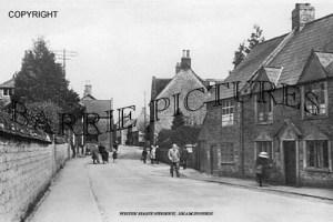 Beaminster, White Hart Street c1945