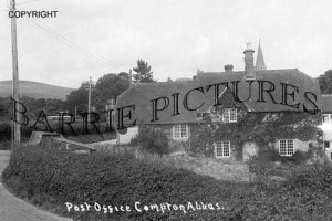 Compton Abbas, Post Office c1930