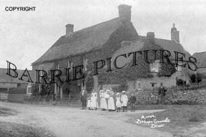 Bishops Caundle, Manor c1890