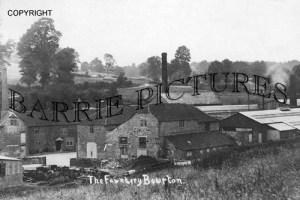 Bourton, The Foundry c1920
