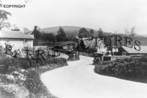 Fontmell Magna, Village c1935