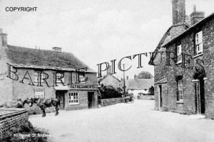 Milborne St Andrew, Village c1915