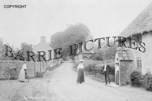Bockhampton, Village c1890