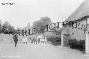 Bockhampton, Village c1910