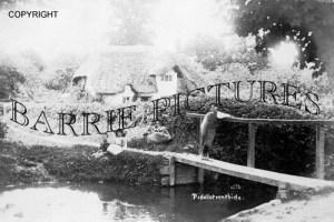 Piddletrenthide, Village c1910