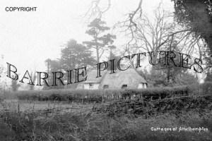 Athelhampton, Cottages c1910