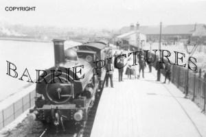 Melcombe Regis, Station c1910
