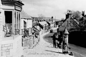 Kingston, Village c1940