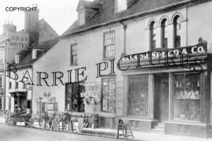Wareham, Furnishing Ironmongers c1890