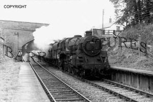 Charlton Marshall, Station c1930