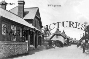 Shillingstone, Village Stores c1920
