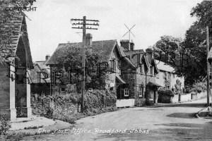 Bradford Abbas, Post Office c1960