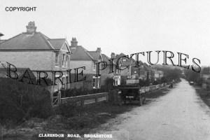 Broadstone, Clarendon Road c1930
