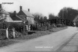 Tarrant Gunville, Village c1930