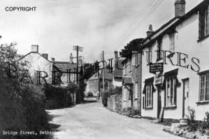 Netherbury, Bridge Street c1950