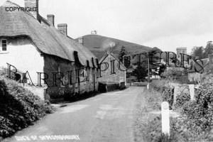 Symondsbury, Duck Street c1930