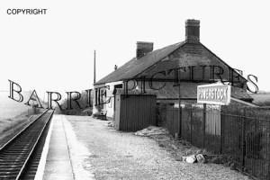 Powerstock, Station c1910