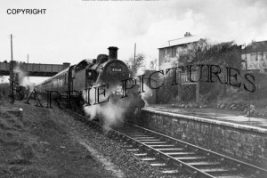 Toller, Station c1920