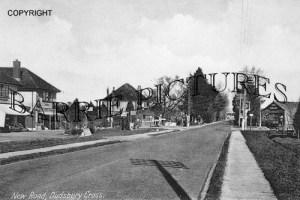 Dudsbury Cross