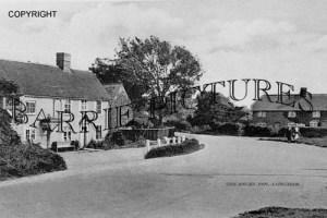 Longham, The Angel Inn c1945