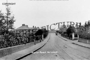 Verwood, Manor Road c1920
