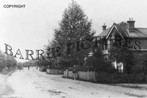 West Moors, c1910