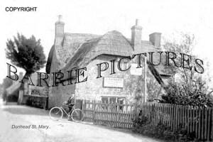 Donhead St Mary, c1920