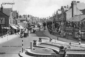 Swindon, Victoria Road c1945