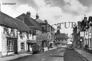 Wilton, West Street c1960