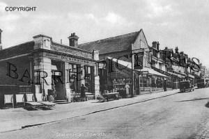 Tidworth, Station Road c1940