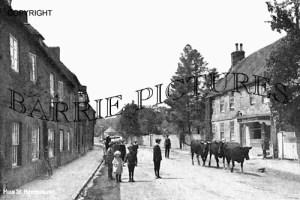 Heytesbury, High Street c1920