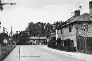 Bulford, High Street c1940