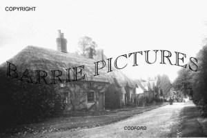 Codford, Village c1915