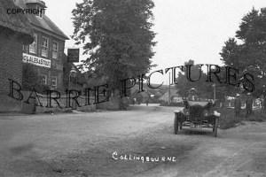 Collingbourne Ducis, Village c1925