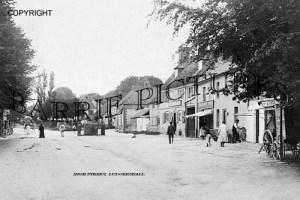 Ludgershall, High Street c1910
