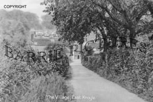 East Knoyle, The Village c1910