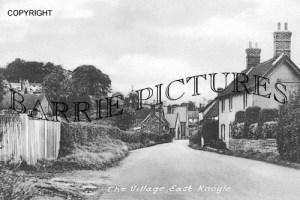 East Knoyle, The Village c1930
