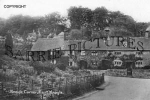 East Knoyle, Knoyle Corner c1940