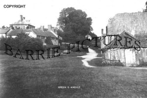 East Knoyle, The Green c1920