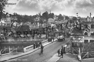 Bradford on Avon, c1945