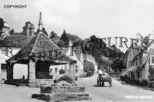Castle Combe, c1930