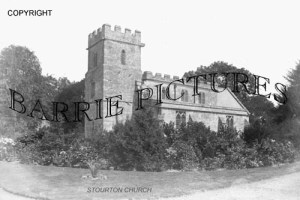 Stourton, Church c1910