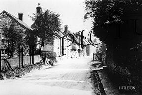 Littleton, Village c1900