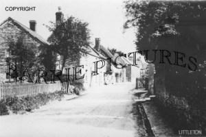Littton, Village c1900