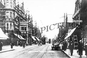 Boscombe, Christchurch Road c1920