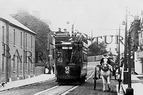 Christchurch, Bargates c1910