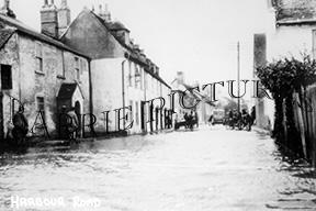 Hamworthy, Harbour Road c1940